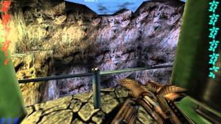 Aliens vs Predator Classic 2000 Walkthrough Predator Episode 1 Waterfal