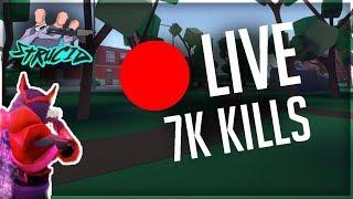 ROBLOX STRUCID ZONE WARS GAMEPLAY! ROAD TO 2K! STRUCID ARENA MODE RELEASE!