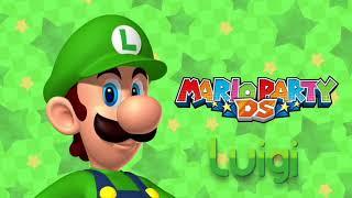 Mario Party DS Luigi Stimme