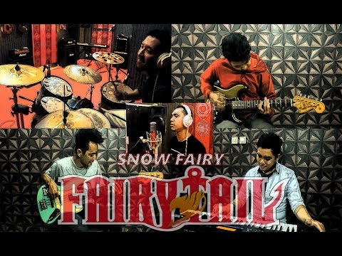 Sanca Records - Opening Fairy Tail (Snow Fairy) Cover