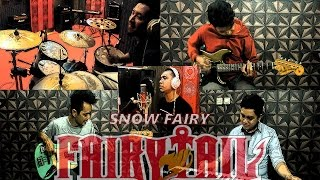 Sanca Records Opening Fairy Tail Snow Fairy Cover