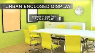 Contract Display Cabinets | Mooreco 360
