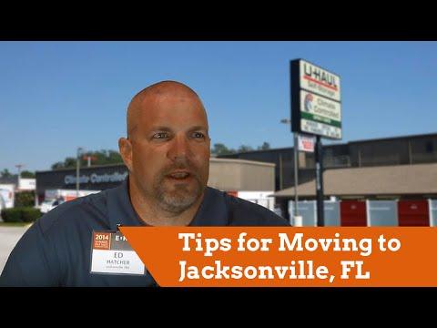 Moving to Jacksonville, Florida