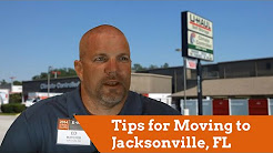 Moving to Jacksonville, Florida