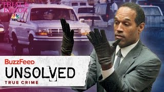 The Shocking Case of O.J. Simpson