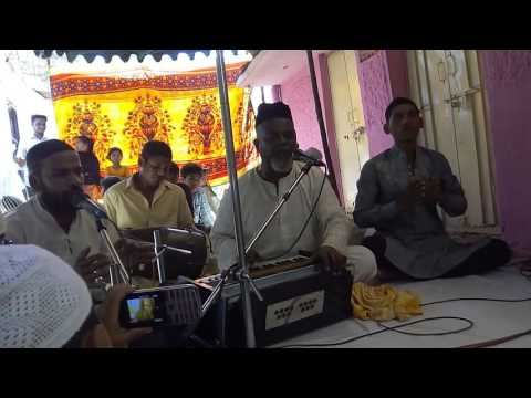 Aye khatme Rasul by J. K Shaheen Quawall