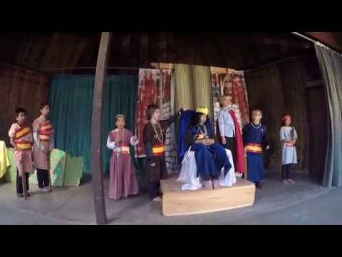 Malamalama Waldorf School Class 3/4 Presents: The Story of Esther, March 2015 (evening performance)
