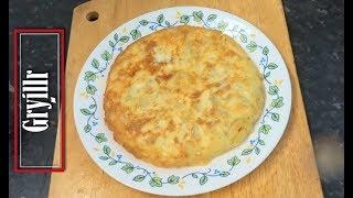 spanish omelette recipe very easy egg recipe