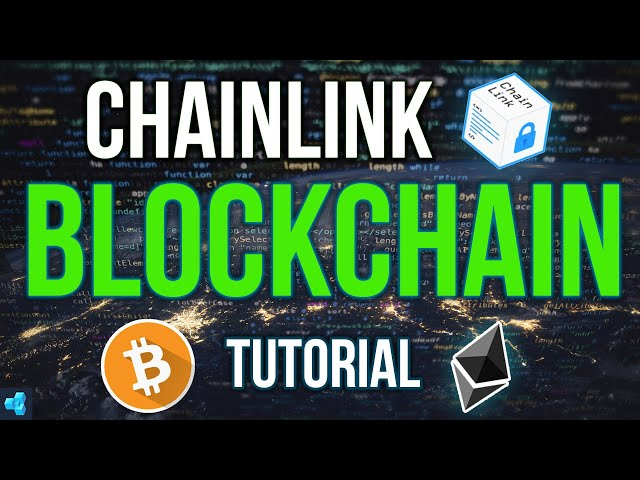 Code a REAL WORLD dApp with Chainlink ($LINK) - Ethereum, Solidity, Web3.js