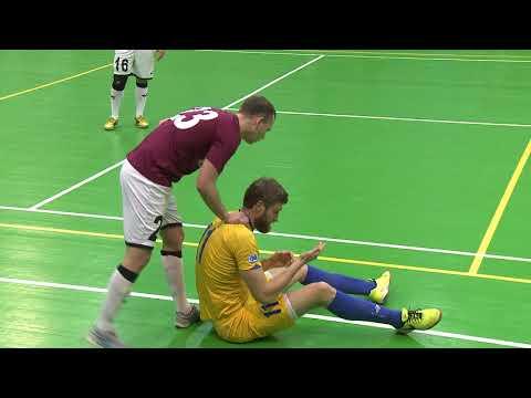 Бизнес Лига 2017-2018   5 тур Лиги BCD   FULL   ФК Легия 8-1  ITG