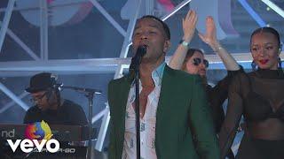 John Legend - Love Me Now (Jimmy Kimmel Live!)