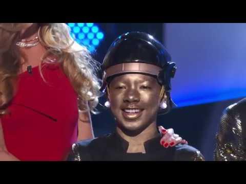 Kida  Fik Shun's Hip Hop Routine   Season 13 Ep 11   SO YOU THINK YOU CAN DANCE