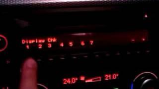 Menu secreto Radio Professional BMW