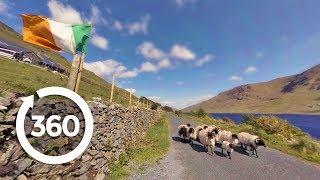 Tour Ireland in Immersive Virtual Reality! ☘ (360 Video) thumbnail