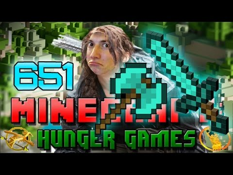 Minecraft: Hunger Games w/Bajan Canadian! Game 651 - Diamonds GALORE!