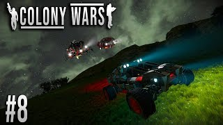 Space Engineers - Colony WARS! - Ep #8 - LAUNCH!