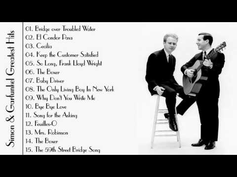 Simon & Garfunkel Greatest Hits Full Album 2016 ♫♫♫ Best Of Simon & Garfunkel