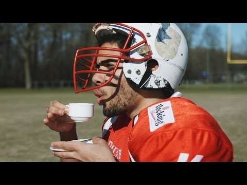 If Brits Played American Football!