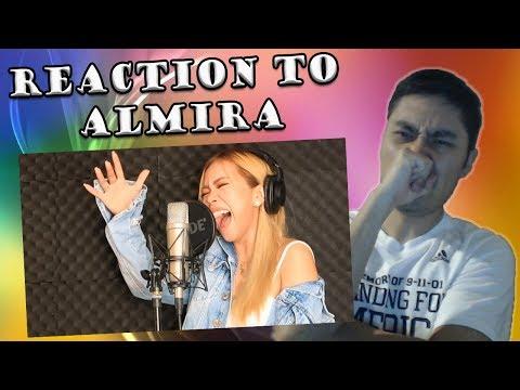 Almira Of 4th Impact Cover: Demi Lovato - Stone Cold (REACTION)
