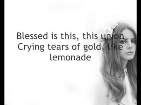 Lana Del Rey - Ultraviolence (lyrics)