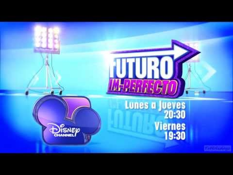 Disney Channel HD Spain Future Imperfect Advert 2013 hd1080