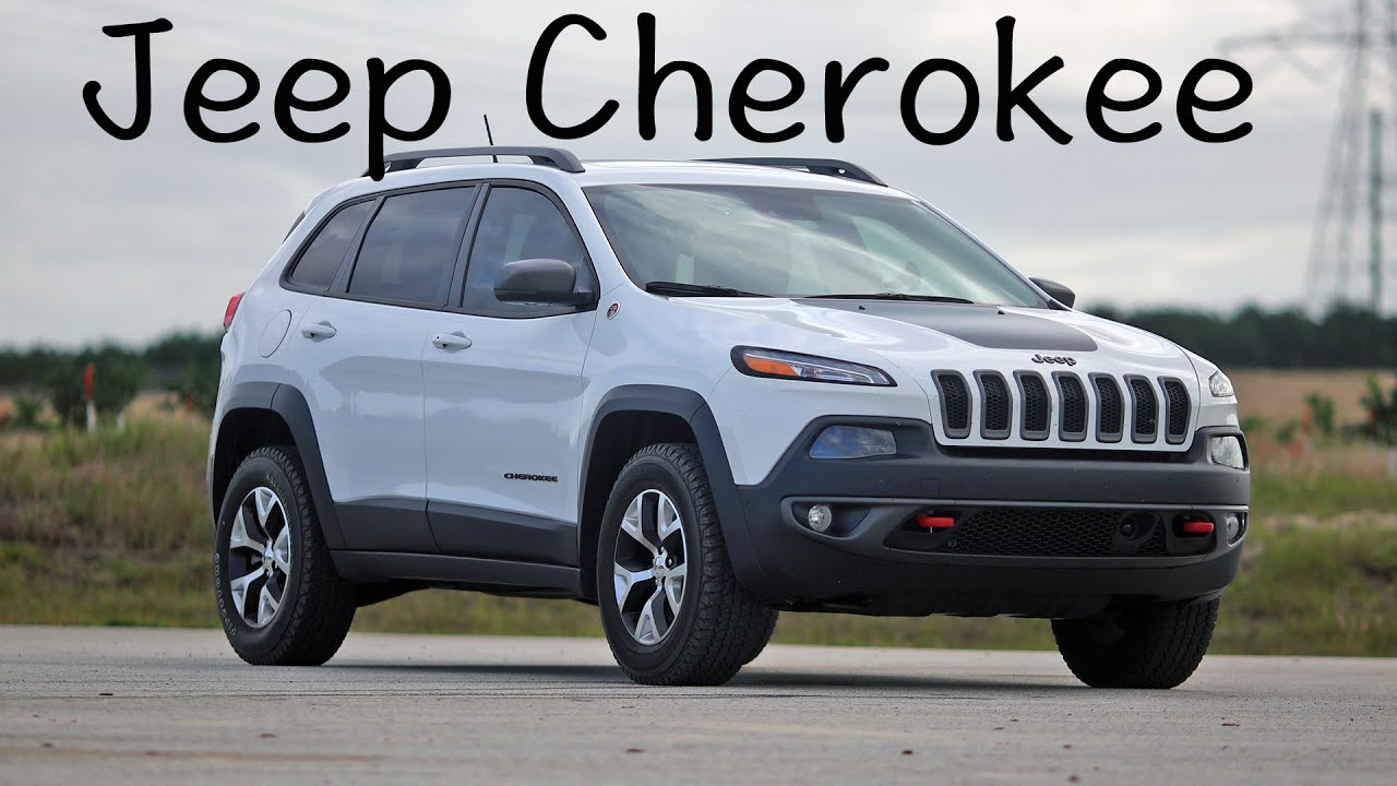 2016 jeep cherokee trailhawk review youtube. Black Bedroom Furniture Sets. Home Design Ideas
