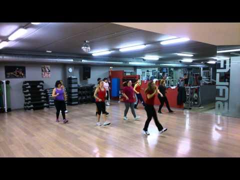 "Espai Esport Spa Gimnàs :) 1er Grup Dilluns Nit: Coreografia ""Caliente"" Latin dancers :)"