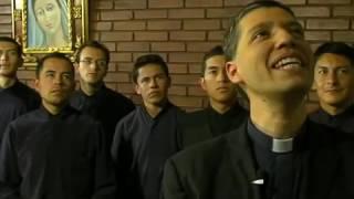 SANTO ROSARIOS  MISTERIO GOZOSO PADRE MAURICIO CUESTA P.
