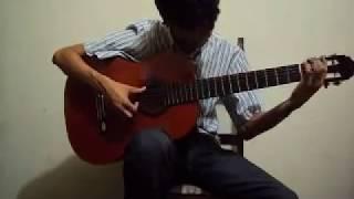 El Chavo del 8 en Guitarra con TAB y Partitura  ( Marcha Turka Beethoven by Diego Erley)