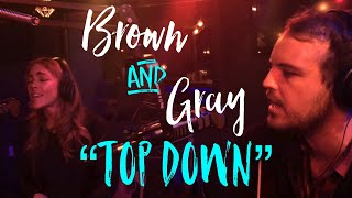 Brown & Gray - Top Down