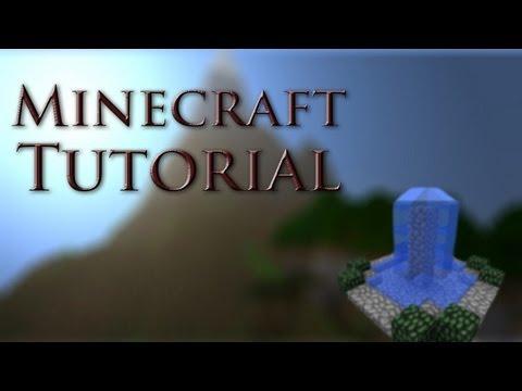 Minecraft costruzioni villa doovi for Come costruire una villa