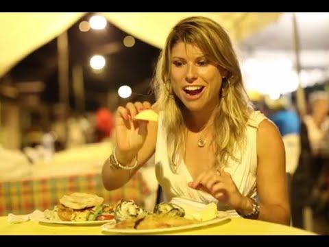Anse La Raye Friday Night Fish Fry