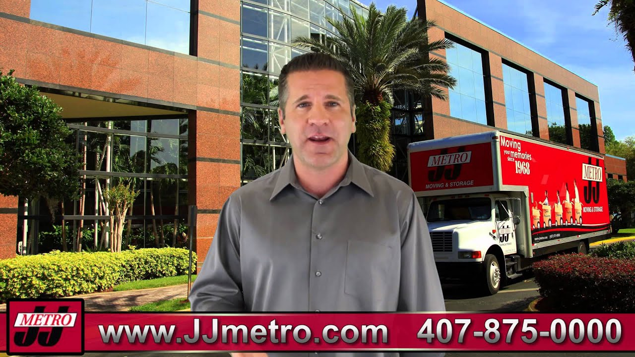 Ju0026J Metro Moving And Storage   Orlando Commercial Moving And Storage