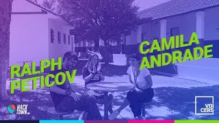 Hack Town | Tech Talk | Ralph Peticov & Camila Andrade