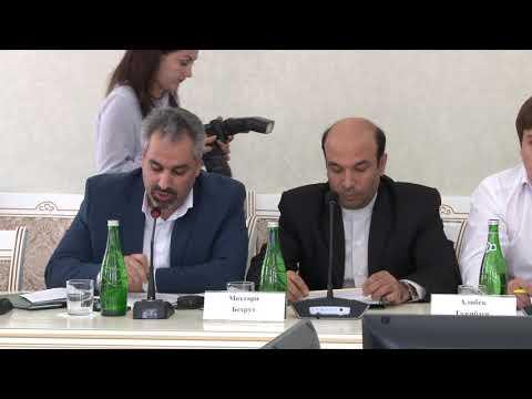 Заседание Каспийского экспертного клуба 23.07.2019