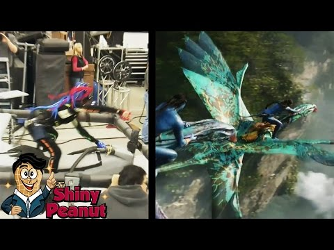 Top 5 Visual Effects Menakjubkan! Sebelum dan Sesudah Pembuatan
