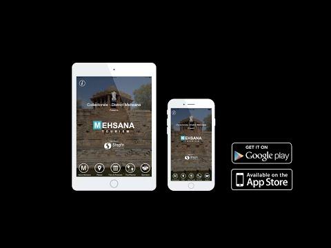 Mehsana Tourism Mobile App Intro Video