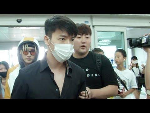 SSTV 슈퍼주니어 동해·은혁SUPER JUNIOR D&E, 제대 후 첫 해외 공연 '무대 기대해주세요' 케이콘 LA