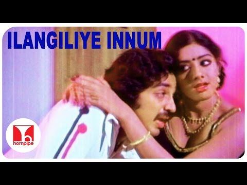 Shankarlal Video Songs | Ilangiliye Innum | Ilaiyaraaja Tamil Hits | S Janaki | Kamal Hasan, SriDevi