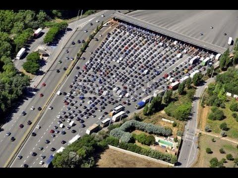 Autoroutes - parking : Fraudes dEtat. documetaire édifiant