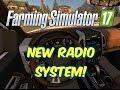 NEW RADIO Features: Radio Station, Genres, & Custom Music!!!--Farming Simulator 17 (2017)
