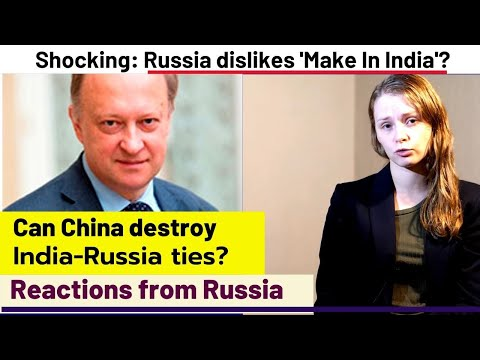 Russian expert | Can China damage India-Russia ties?  | Fore