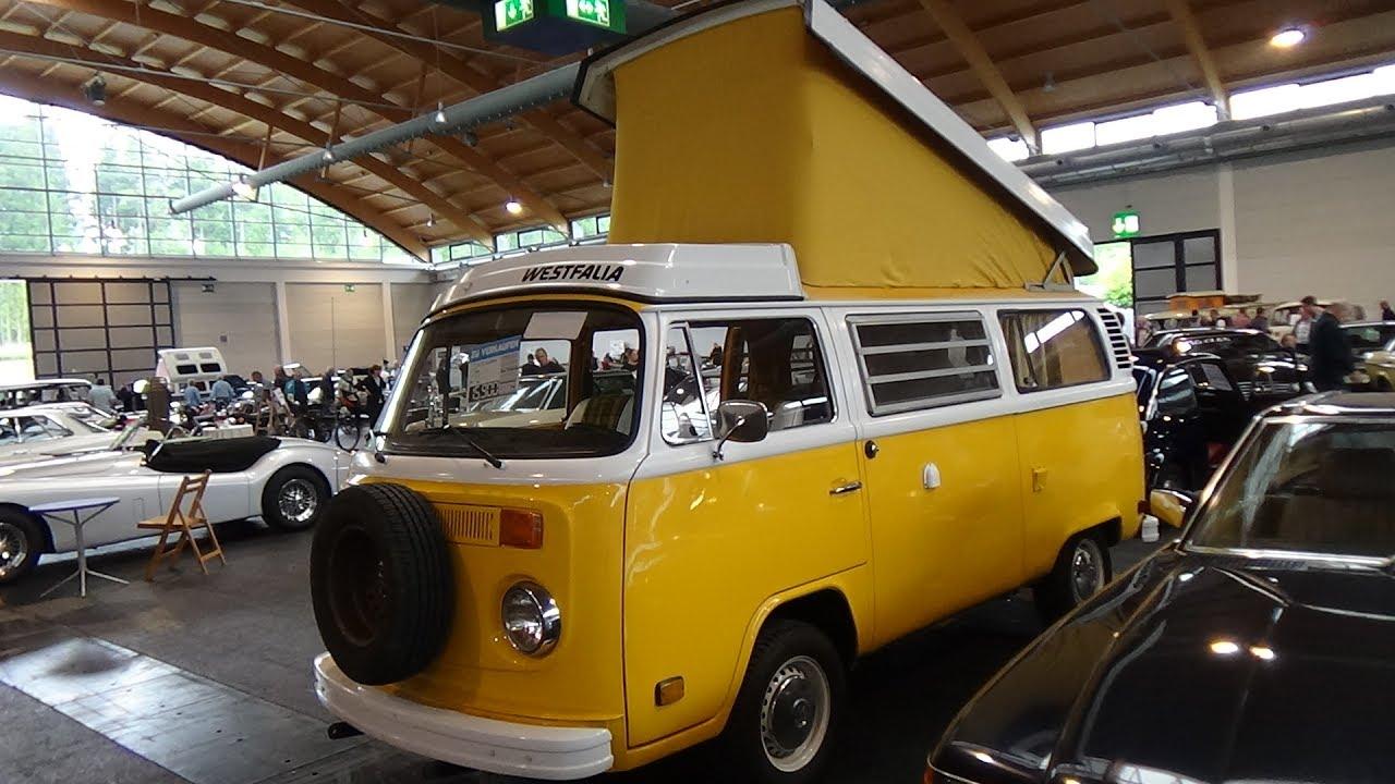 1976 volkswagen t2 westfalia exterior and interior. Black Bedroom Furniture Sets. Home Design Ideas
