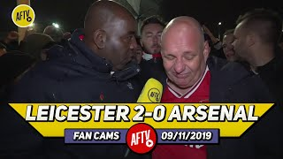 Leicester City 2-0 Arsenal | This Has To Be The End Of Emery! (Claude)