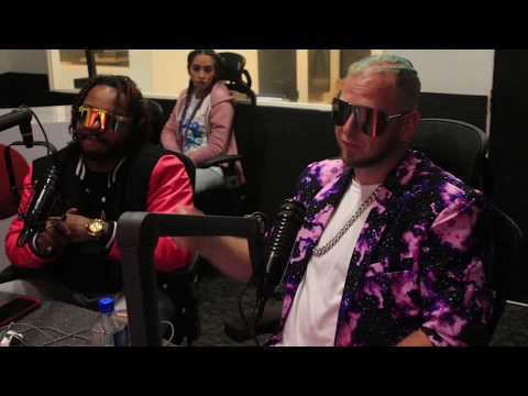Snowwbear & Mike Chek interview, hitting ComplexCon with Riff Raff | The Kick Back | Dash Radio