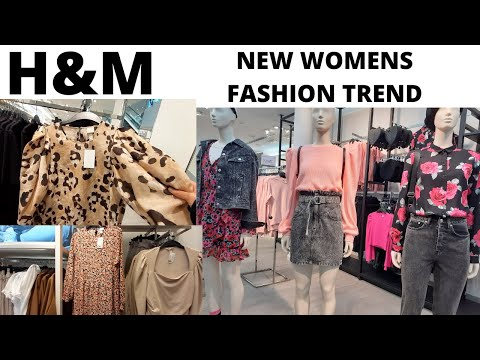 H&M NEW WOMENS FASHION  WINTER SEMI SPRING COLLECTIONS JANUARY 2020