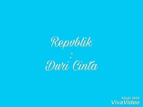 Repvblik-Duri Cinta (cover) By Widyaa Kumala