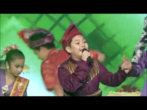 Ceria Popstar 2016: Konsert Separuh Akhir - Hazmil 'Nirmala'