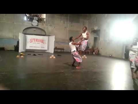 Nafsi Africa Acrobats.