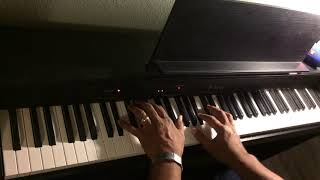 So Amazing • Luther Vandross • Piano Cover